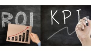 what is ROI and KPI in digital marketing?