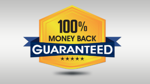 What Does the Money Back Guarantee Mean?